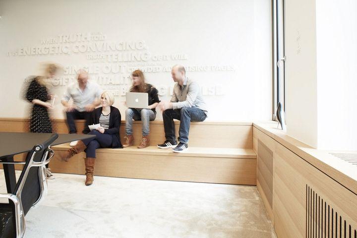 McCann Offices by INpuls, Düsseldorf – Germany » Retail Design Blog