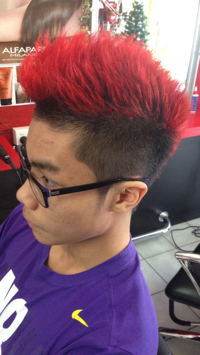 Chilli Red Colour