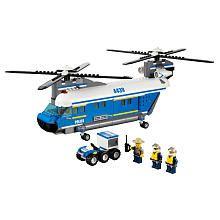 LEGO City Heavy-Duty Helicopter (4439)