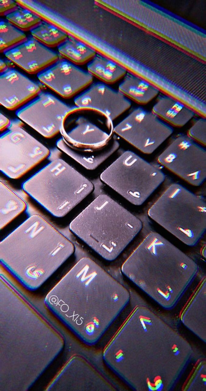 تصويري تابعوني تلكرام Fo Xi5 Computer Keyboard Keyboard Electronics