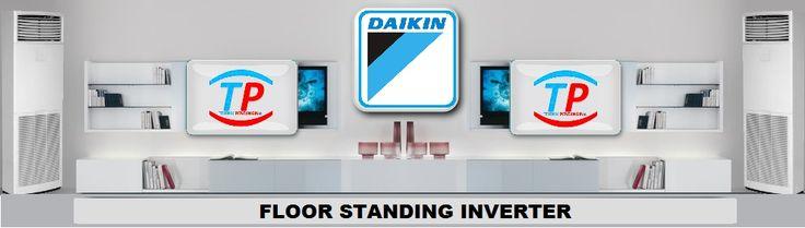 Floor Standing » 2 PK Daikin Floor Standing Inverter • DEALER RESMI AC DAIKIN, MITSUBISHI, PANASONIC, HAIER, AKARI, TCL JAKARTA - PT.TEHNIK PENDINGIN INDONEISA
