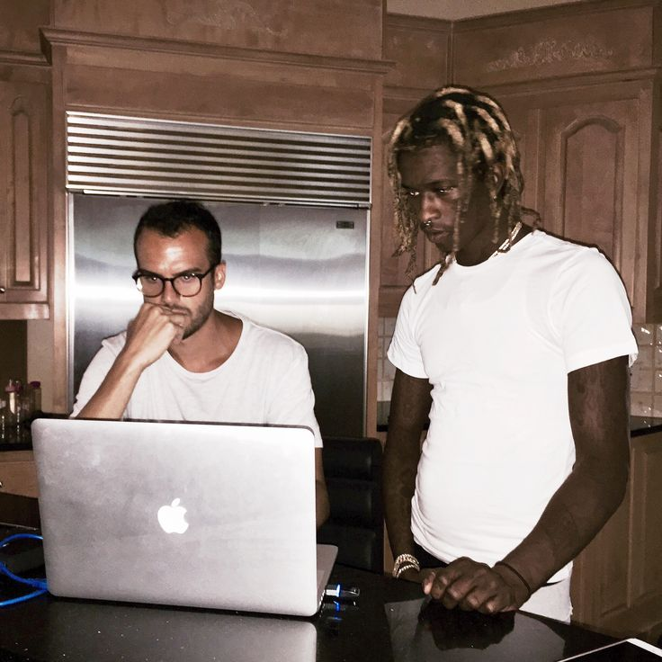 This Is What It's Like To Make A Young Thug Mixtape
