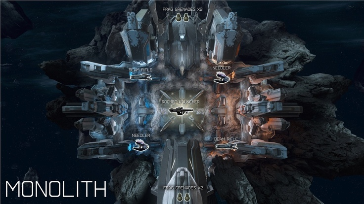 Halo 4 majestic map pack. Monolith.