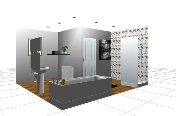 Best 3d Bathroom Planner