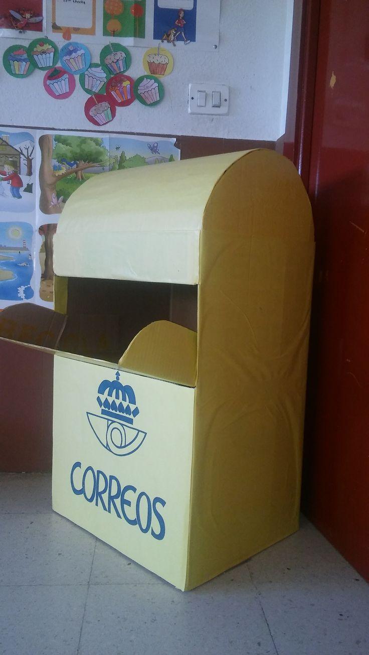 17 best images about manualidades recicladas on pinterest - Buzon de correos ...