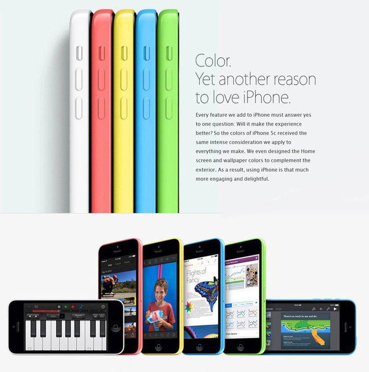 5C Original Apple iPhone 5C Dure Core IOS GPS WIFI 4.0 Screen 16GB32GB storage  Unlocked mobile Phone original used5.jpg