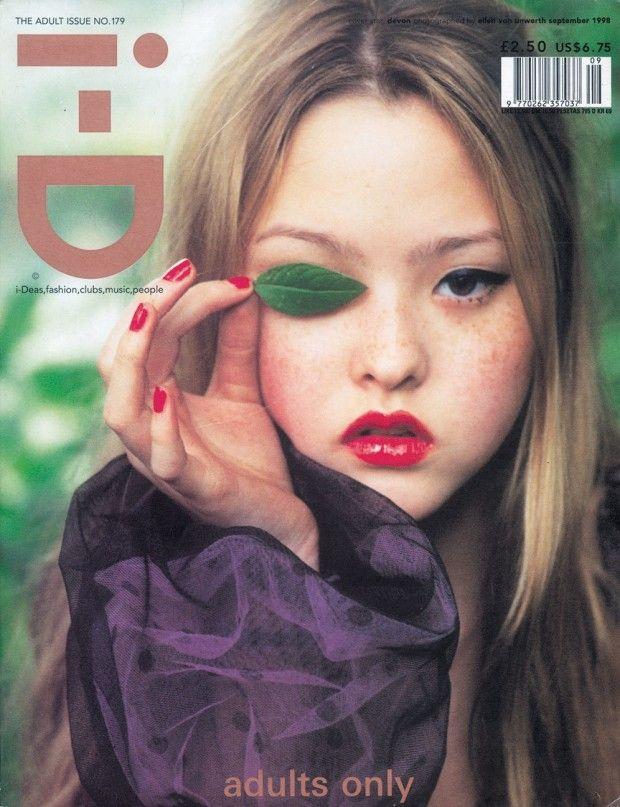35 maneiras de dar uma piscadinha ao melhor estilo i-D Magazine