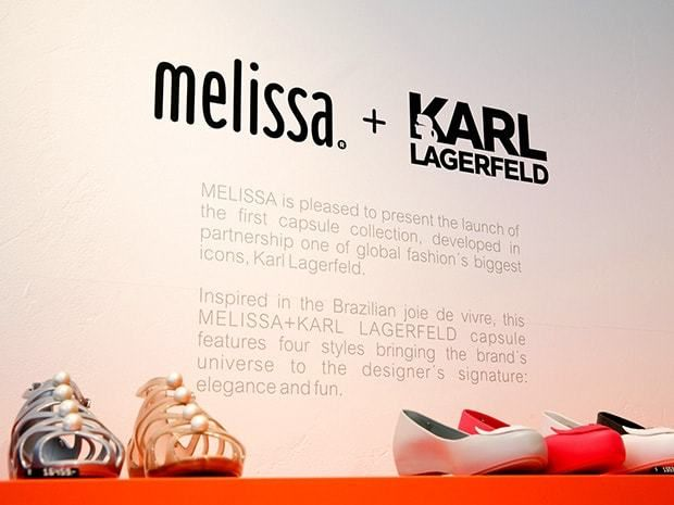 #minimelissa The brand's first stand-alone shop in Japan/The Brazilian brand Melissa, known for making...