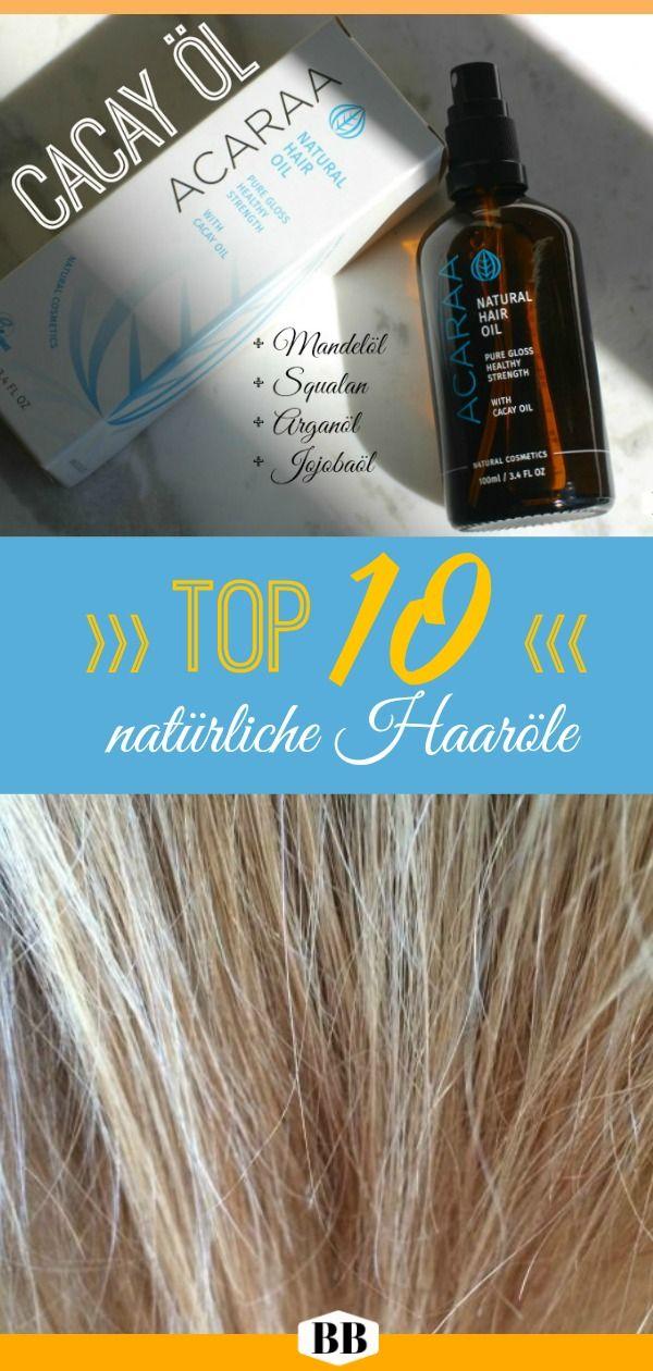 Haaröl Ohne Silikone Meine Top 10 öle Für Trockene Haare