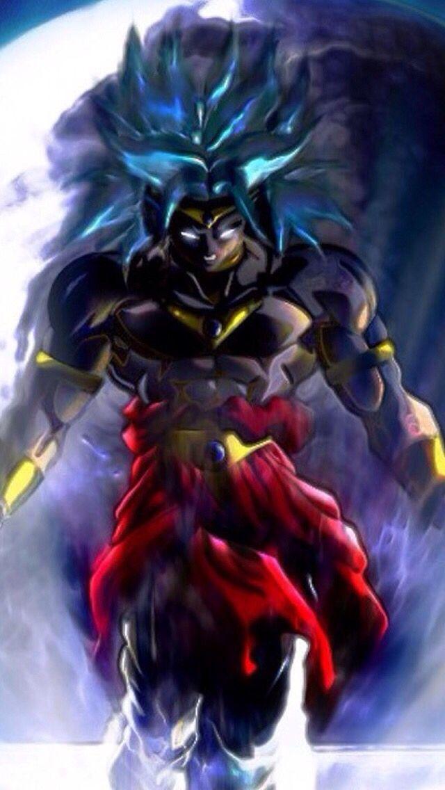 Anime Dragon Ball Z Broly Legendary Super Saiyan Wallpaper