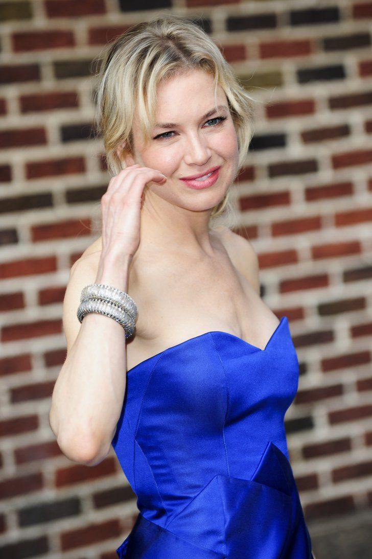 Pin for Later: The Truth Behind Renée Zellweger's New Look Is Out Renée Zellweger 2009