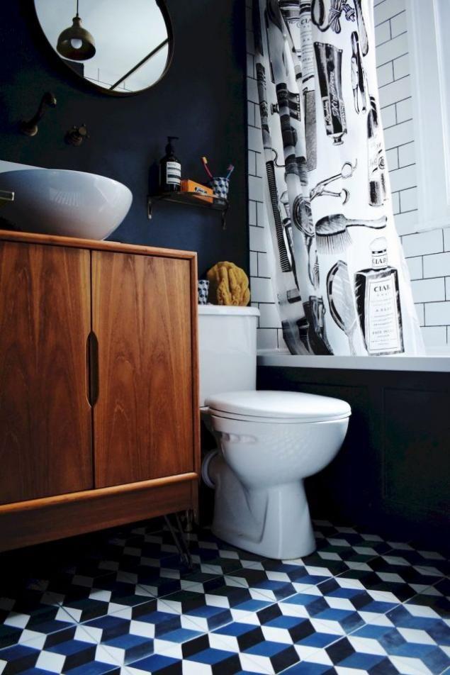 Wonderful Blue And White Bathroom Decor And 100 Ideas Unusual Bathrooms Scandinavian Bathroom Design Ideas Bathroom Interior