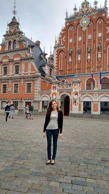 Un'italiana a Riga