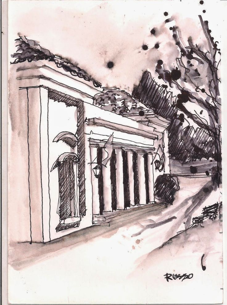 Croquiseros Urbanos - Bs. As.: Croquiseros Urbanos - Salida Nº40 - Museo Histórico Cornelio Saavedra - 19/07/14