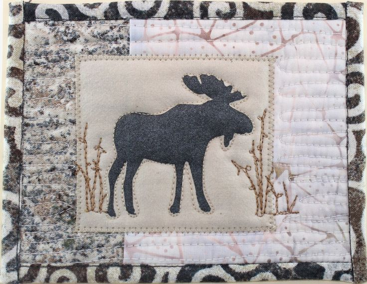 Best 25+ Moose quilt ideas on Pinterest | Toddler blanket, Forest ... : moose quilt - Adamdwight.com