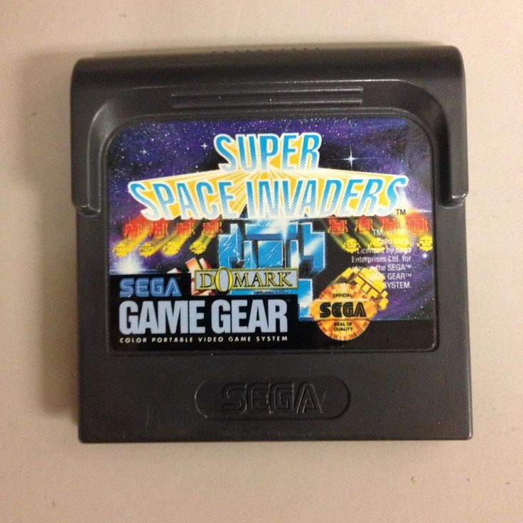 You'd like this one by kida467 #gamegear #microhobbit (o) http://ift.tt/2ranZ1D up Super Space Invaders for Game Gear because the graphics looked cool this is also #101 in a race that I am in with @etwelty and @japmericube to complete the US set loose!