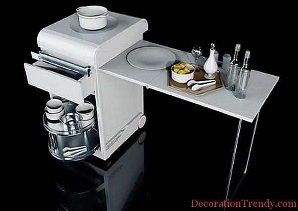 2013 Portable Kitchen Countertop Model
