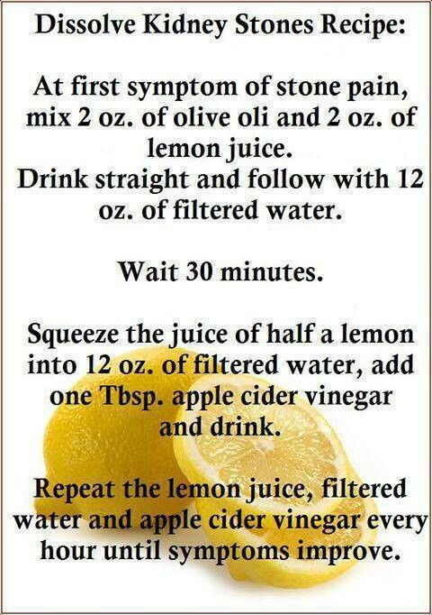 42 Best Images About Kidney Stones On Pinterest