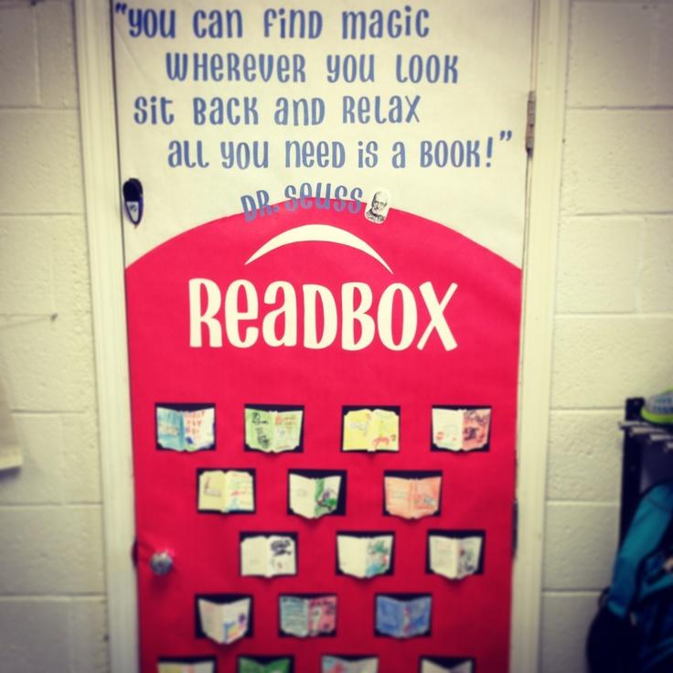 Classroom Decor Ideas For Preschool ~ Dr seuss door decorating idea decorations