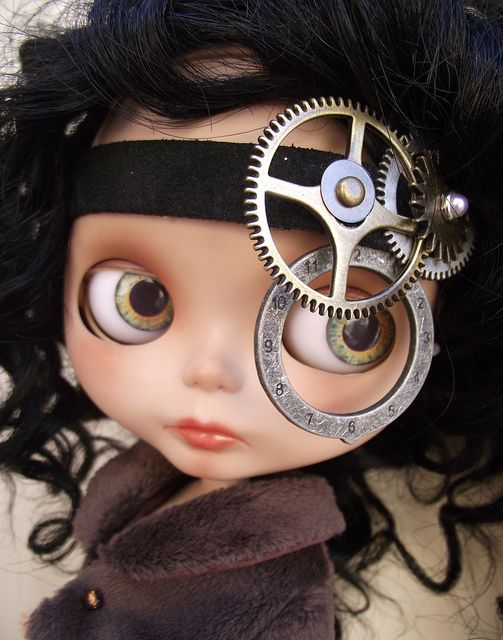 for my SIL - but great idea for an eye patch!