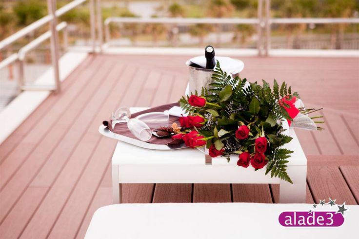 En Alade3 organizamos una pedida de mano muy especial.  www.alade3.es