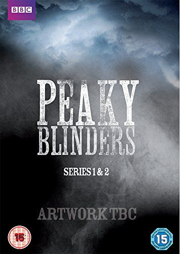Peaky Blinders - Series 1-2 [DVD]  Thought I'd sneak a couple in for Fei. She likes the BBC drama series :)