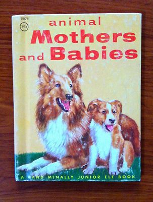 VINTAGE 1964 MUGGINS BIG BALLOON RAND MCNALLY ELF CHILDREN BOOK