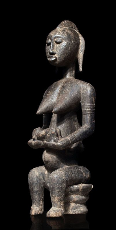 A Bamana Maternity of the Tamani region, 60 km from Segou