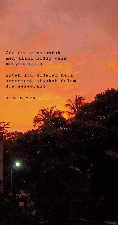 Quotes Ali Bin Abi Thalib Ketenangan