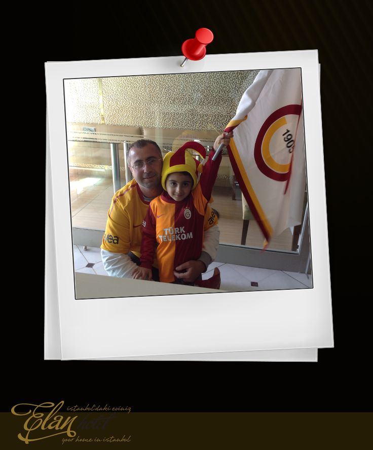 Sn. Hayri Beyoğlu ve sevgili oğluna bizlerle paylaştıkları güzel anıları için teşekkür ediyoruz   :)) #elanhotelistanbul #misafirlerimiz