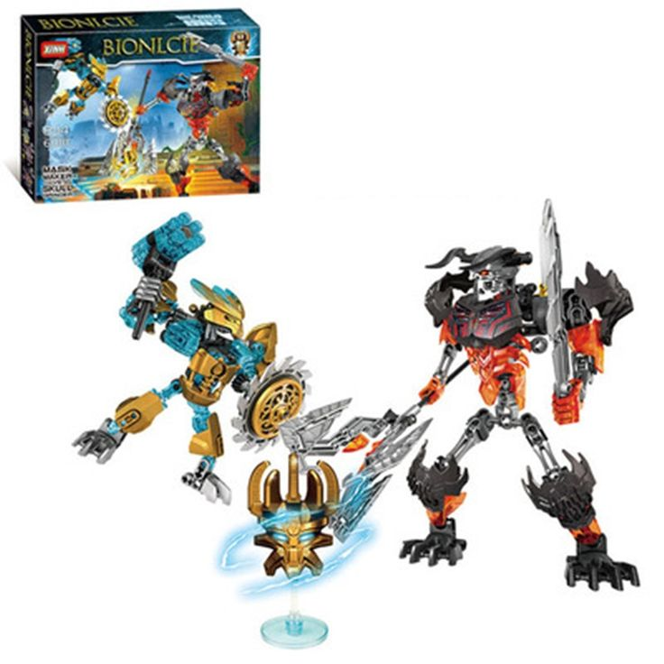 16.14$  Buy here - http://alicpo.shopchina.info/go.php?t=32799328194 - 107pcs Bela Bionicle Hero Tahu Mask Maker Skull Grinder Model Building Blocks Boys Kids Bricks Compatible With Lepin B181 16.14$ #shopstyle