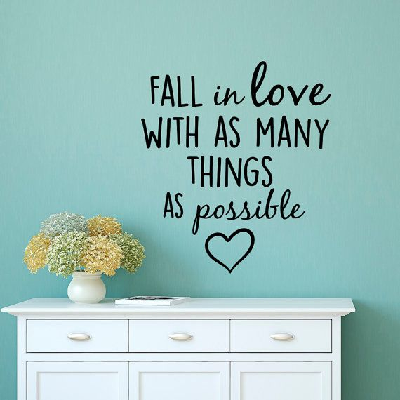 88 best Wall Quotes images on Pinterest