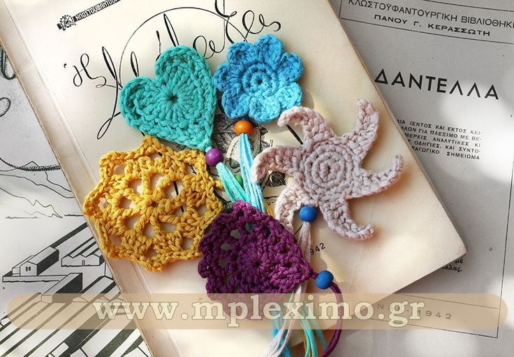 bookmarks-crochet