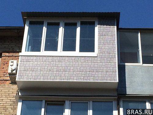 Пластиковые балконные окна, расширение, утепление, отделка. | Владивосток…