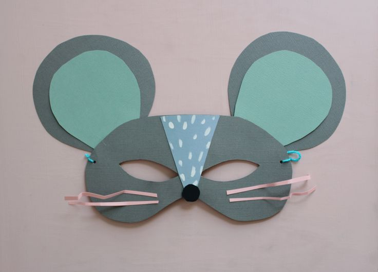 Mouse Mask | Mer Mag