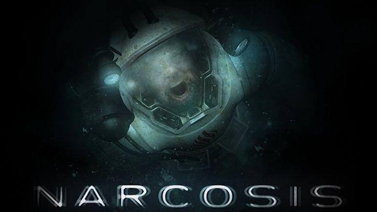 Narcosis let's play Хоррор прохождение очень атмосферной игры (крабы уби...