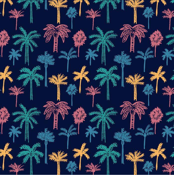 Palm Grove Patterns