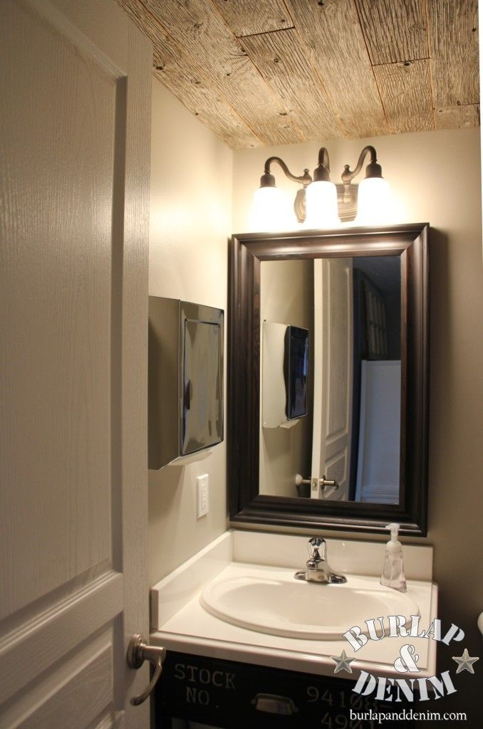 Ideas For Small Guest Bathrooms