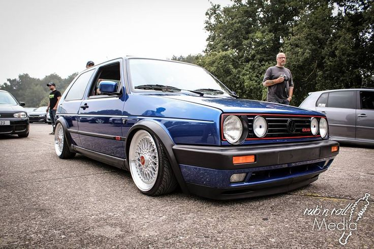 volkswagen golf gti mk2 bbs audi pinterest. Black Bedroom Furniture Sets. Home Design Ideas