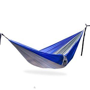 Looking for a backpacking hammock, that is Ultra Light and a good value? Serac includes the hammock, tree straps, and carabiners for half the price of the big brands.