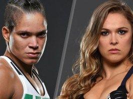 UFC 207: Ronda Rousey vs Amanda Nunes