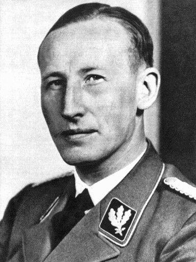 Reinhard Heydrich : biography