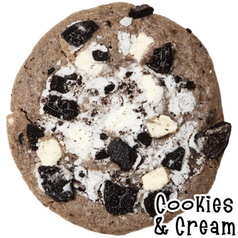 Cookies n' Cream - Best Cookies Online