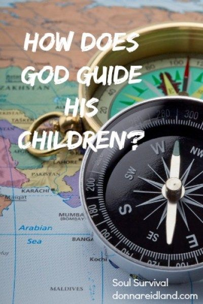 """""""How does God guide His children?"""" 3.10 How does God guide His children?"""