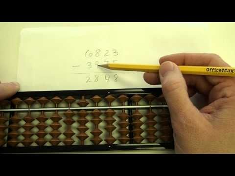 Learn abacus video tutorial