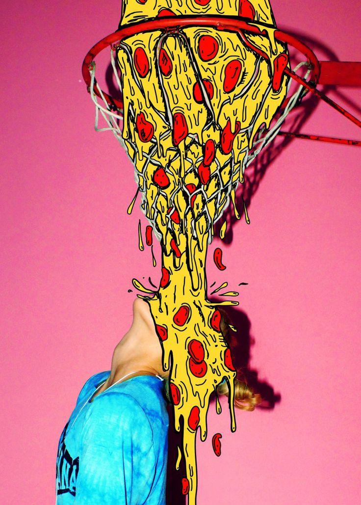 17 Best Ideas About Pizza Art On Pinterest Pop Music