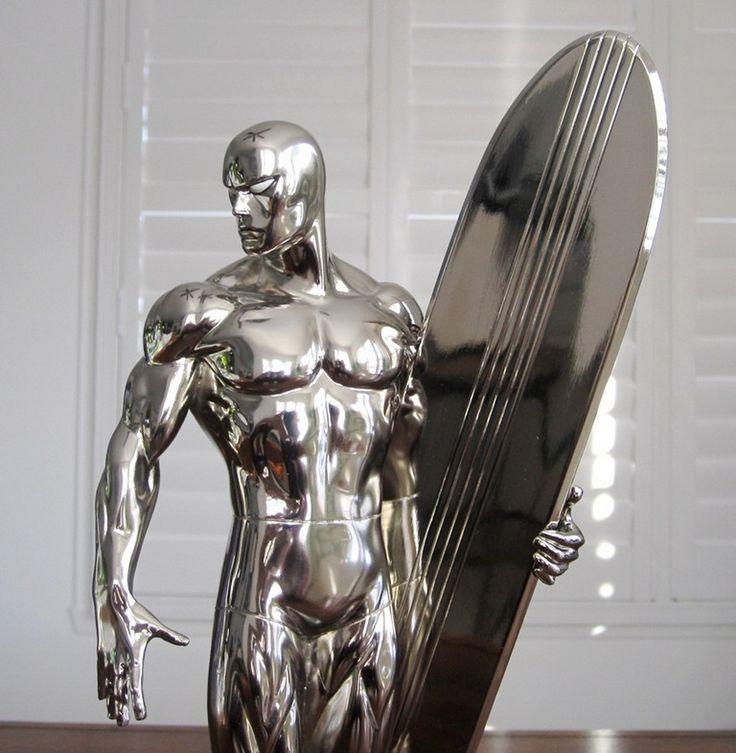 Le surfeur d'argent - Silver Surfer
