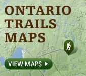 Ontario Trails - Let's go hiking or biking!