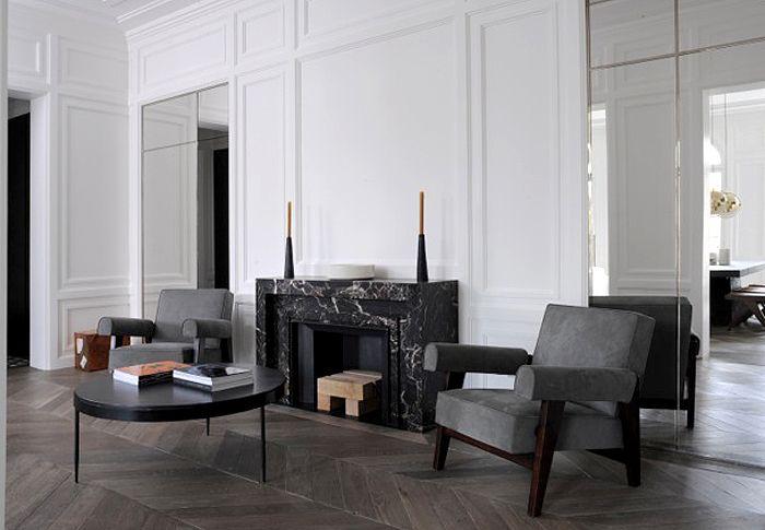 Joseph Dirand   Design d'espace architecture d'intérieur, projets de décoration, idées déco