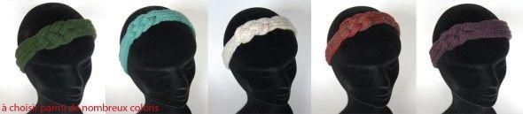 Headband Kaa Couture Participez au lancement de la nouvelle collection KAA COUTURE en échange de cadeaux sur le site de crowdfunding IAMLAMODE.  Rendez-vous sur WWW.IAMLAMODE.COM #financementparticipatif #crowdfunding #iamlamode #fashion #mode #clothes  #vêtements #kaa #femme #women #headband